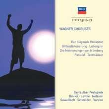 Richard Wagner (1813-1883): Chöre aus Opern, CD