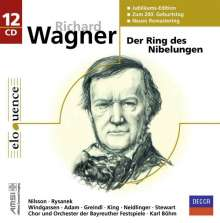 Richard Wagner (1813-1883): Der Ring des Nibelungen, 12 CDs