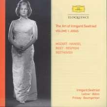 The Art of Irmgard Seefried Vol.1 - Arias, CD