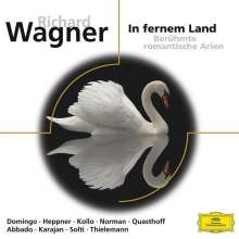 """Richard Wagner (1813-1883): Arien """"In fernem Land"""", CD"""