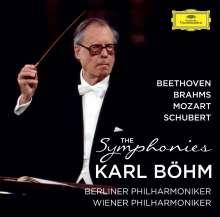 Karl Böhm - The Symphonies, 22 CDs