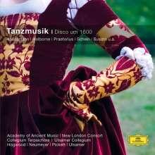Tanzmusik - Disco um 1600, CD