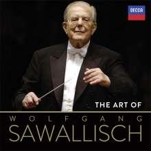 Wolfgang Sawallisch - The Art of, 15 CDs