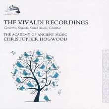 Antonio Vivaldi (1678-1741): Christopher Hogwood dirigiert Vivaldi (Complete L'Oiseau-Lyre Recordings), 20 CDs