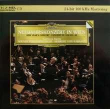 Das Neujahrskonzert Wien 1987 (K2 HD), CD