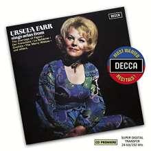 Ursula Farr singt Arien, CD