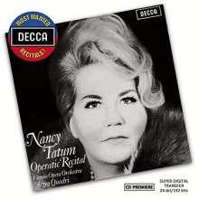 Nancy Tatum - Operatic Recital, CD
