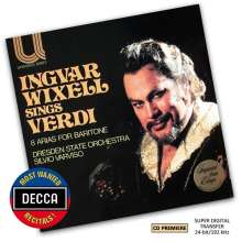 Ingvar Wixell sings Verdi, CD