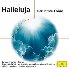 Hallelujah - Berühmte Chöre, CD