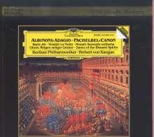 Herbert von Karajan dirigiert die Berliner Philharmoniker (K2 HD), CD
