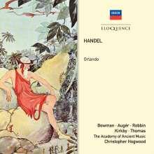 Georg Friedrich Händel (1685-1759): Orlando, 2 CDs