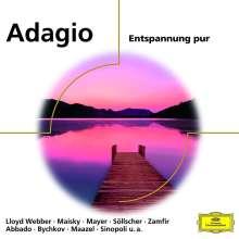 Adagio - Entspannung pur, CD