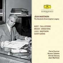 Jean Martinon - The Deutsche Grammophon Legacy, 4 CDs