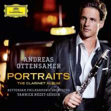 Andreas Ottensamer - Portraits, the Clarinet Album, CD