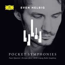 Sven Helbig (geb. 1968): Pocket Symphonies, CD