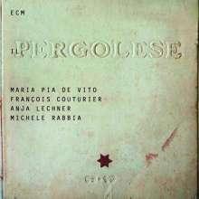 Il Pergolese, CD