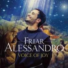 Friar Alessandro - Voice of Joy, CD