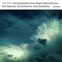 Kim Kashkashian, Sivan Magen, Marina Piccinini - Tre Voci, CD