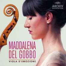 Maddalena Del Gobbo - Viola d'emozione, CD