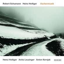 Heinz Holliger (geb. 1939): Aschenmusik, CD