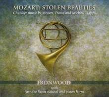 Ironwood - Mozart: Stolen Beauties, CD