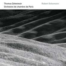 Robert Schumann (1810-1856): Violinkonzert d-moll, CD