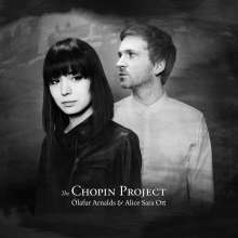 Alice Sara Ott & Olafur Arnalds - The Chopin Project, CD