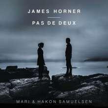 """James Horner (1953-2015): Konzert für Violine, Cello & Orchester """"Pas de Deux"""", CD"""