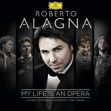 Roberto Alagna - My Life Is An Opera, CD