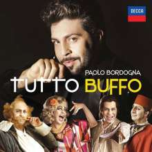 Paolo Bordogna - Tutto Buffo, CD