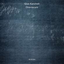 Giya Kancheli (geb. 1935): Chiaroscuro für Violine & Kammerorchester, CD