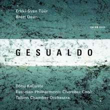 Erkki-Sven Tüür (geb. 1959): Gesualdo, CD