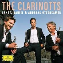 The Clarinotts (Ernst, Daniel & Andreas Ottensamer), CD
