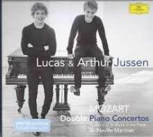 Wolfgang Amadeus Mozart (1756-1791): Konzerte für 2 Klaviere & Orchester KV 242 & 365, CD