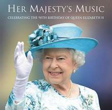 Her Majesty's Music, CD