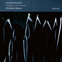 Joseph Brodsky / Christian Reiner: Elegie an John Donne, CD