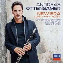 Andreas Ottensamer - New Era, CD