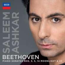 Ludwig van Beethoven (1770-1827): Klaviersonaten Nr.3,5,14,30, 2 CDs