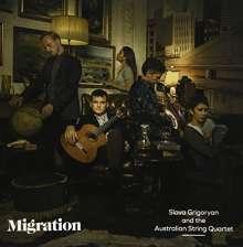 Slava Grigoryan: Migration, CD