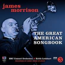 James Morrison: Great American Songbook, CD