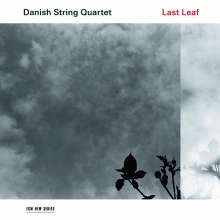 Danish String Quartet - Last Leaf, CD