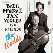 Jan Vogler, Bill Murray & Friends - New Worlds, CD