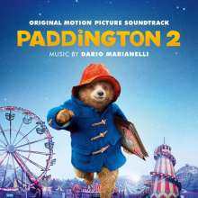 Filmmusik: Paddington 2, CD