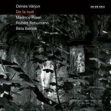 Denes Varjon - De la nuit, CD