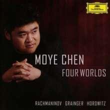 Moye Chen - Four Worlds, CD
