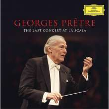 Georges Pretre - The Last Concert at La Scala 2016, CD