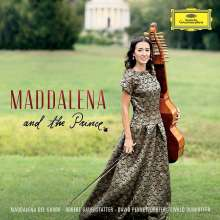 Maddalena Del Gobbo - Maddalena and the Prince, CD