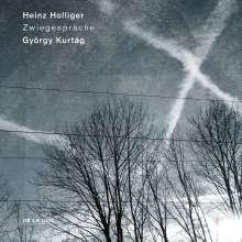 Heinz Holliger - Zwiegespräche, CD