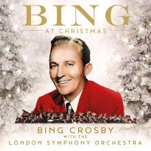 London Symphony Orchestra: Bing At Christmas, CD