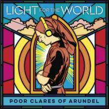 Poor Clares of Arundel - Light for the World, CD